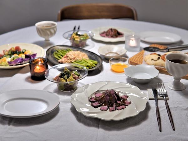 ダイエット&めんどくさい日の晩ご飯♪低温調理のローストビーフに決定~♪