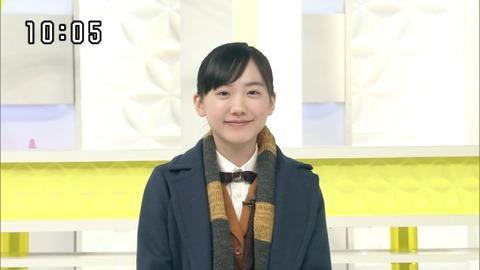 【悲報】芦田愛菜さん(14)、可愛さ・美しさ共に限界突破してしまう…………