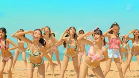 【動画像】SNH48今年の水着MVサマーパイレーツが巨乳美少女だらけでヤバイと話題にwwwwwwwwww