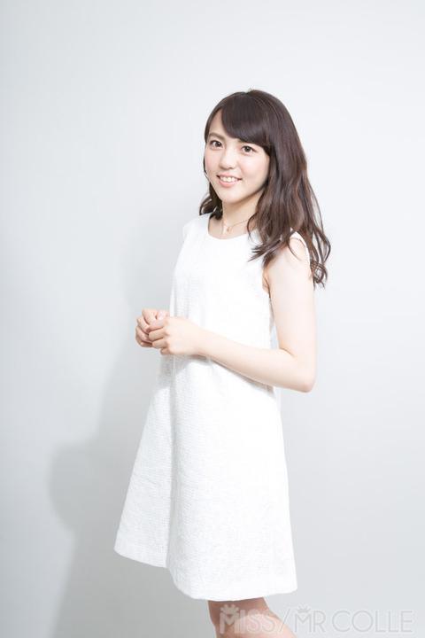ミス跡見学園女子大ファイナリストの鈴木祐未ちゃんが可愛い