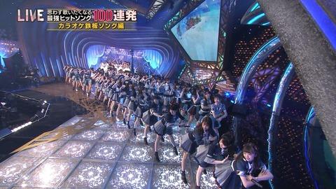 【画像】 テレビ東京 アイドルのミニスカートをローアングル責め→批判殺到wwwwⅴwww