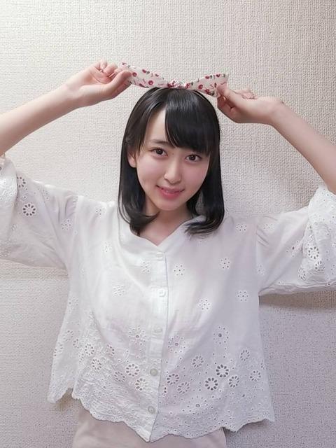 指原率いる≠Meの川中子 奈月心(かわなご なつみ)ちゃんが超絶可愛い!