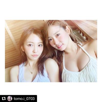 【モデル】元AKB48永尾まりや、大きな胸の谷間にファン絶賛「デカすぎる」「やぎパイはどうなってんだ!!」
