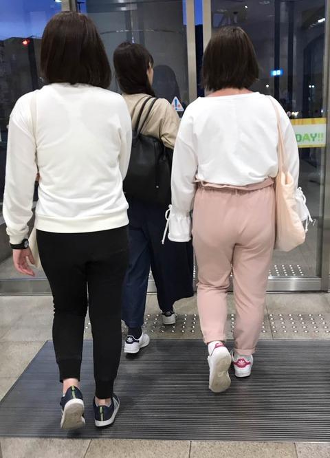 最近こういう体型の女子大生多くね