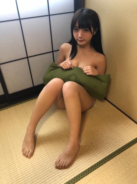 【画像】水沢柚乃って女エロすぎない?