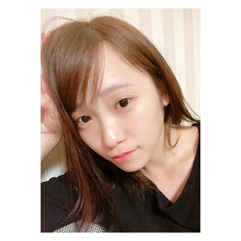 【芸能】川栄李奈、スッピン姿も驚異的な美しさ…!「透明感がスゴい!!」