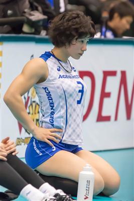 女子スポーツ選手で誰のAVが一番見てみたい?