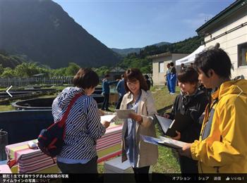 『旅サラダ』坂本佳子アナの胸チラハプニングに視聴者大興奮 「サラダどころかメインディッシュ」