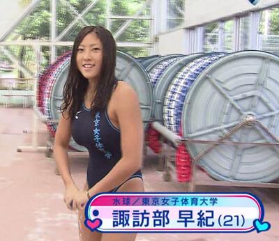 【画像】巨乳のくせして水泳部の女子高生wwwwwwwwwwwwwwwwwwww