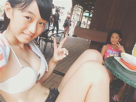 【悲報】最近の小学6年生の胸の発達が完全に女