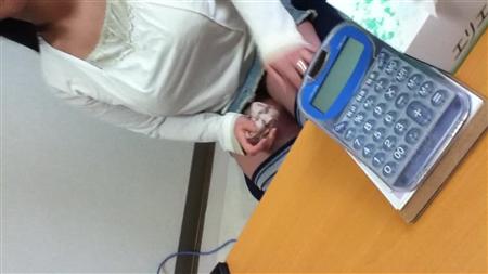 学校で一番の爆乳ちゃんの思い出を画像と共に