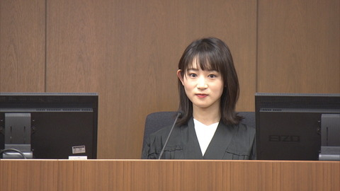 NHK「サラメシ」に29歳美人裁判官が登場