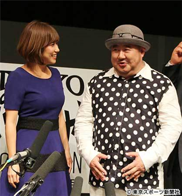 【アイドル】Gカップ・元SKE48佐藤聖羅、デブ好きアピール 好みのタイプに芋洗坂係長を指名