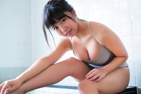 【朗報】筧美和子のおっぱい、ガチでヤバい