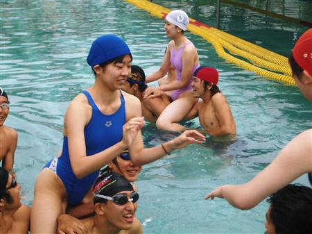 高校の水泳の授業がエロすぎる件。許していいのか?これ