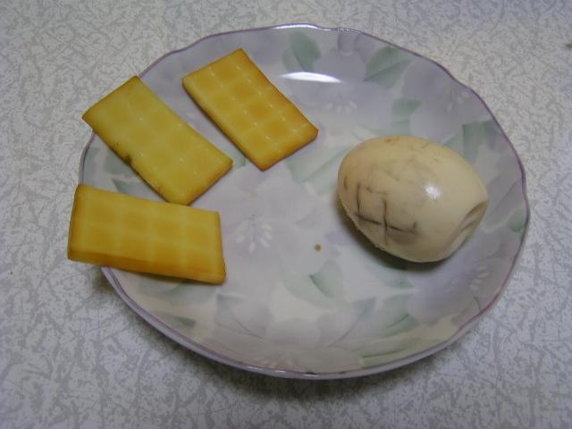 スモークチーズ・燻玉