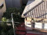 屋根の上の