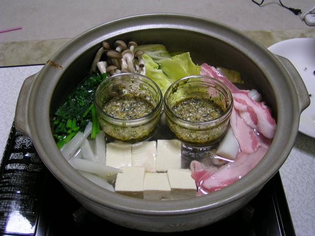 ちゃんこ湯豆腐