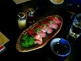 石垣牛とろ寿司