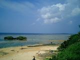 西表星砂の浜