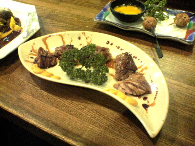 マグロのホホ肉