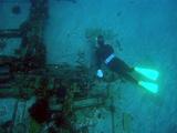 壊れた魚礁