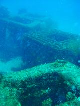 四角い魚礁