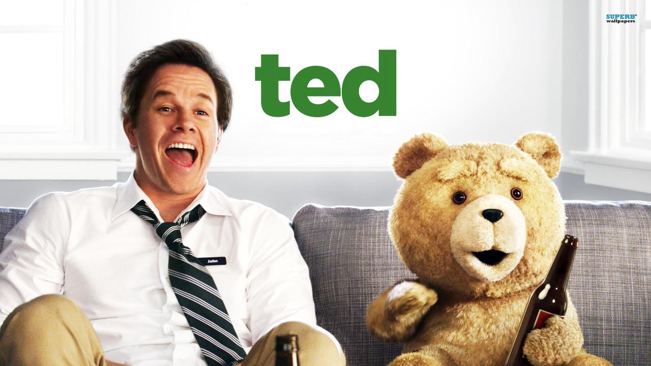 映画Ted