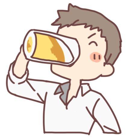 【アル中の境界】ワイ無類のビール好き、1日350を4本は飲まないと気が済まない