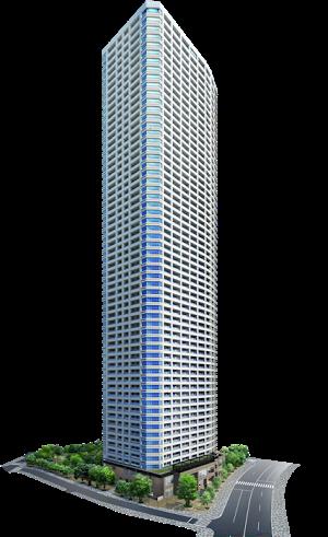 【画像】お前ら、こういうタワーマンションに住みたい?俺は郊外の一戸建てのほうがいいわ