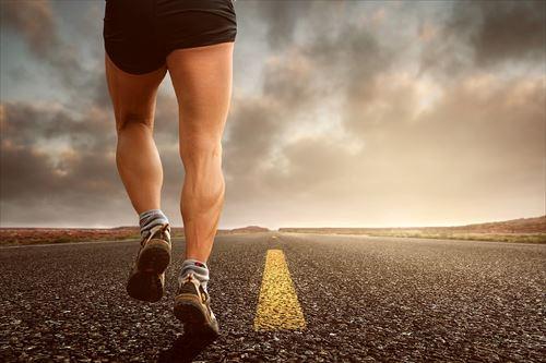 1週間毎日5キロ走ったワイの体重