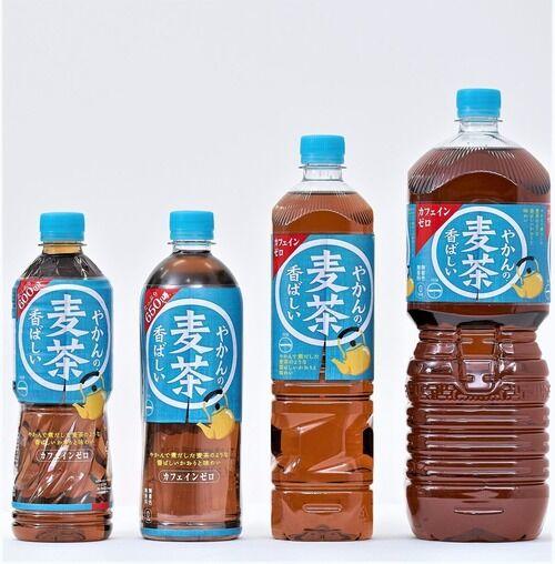 【悲報】鶴瓶の麦茶、終わる…大本営コカ・コーラが超大容量麦茶発売へ