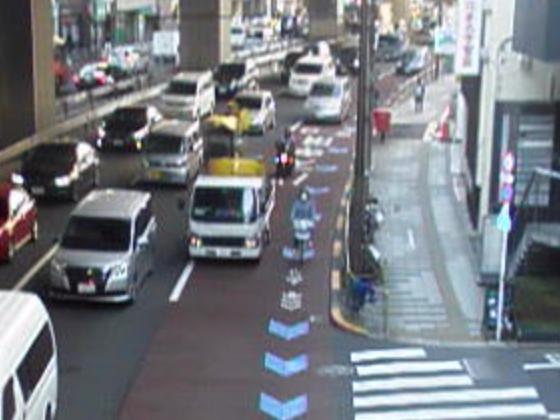 自転車の車道走行は原則ではない...