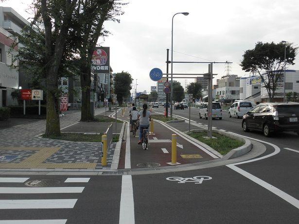 国道16号「相模原自転車道」の整...