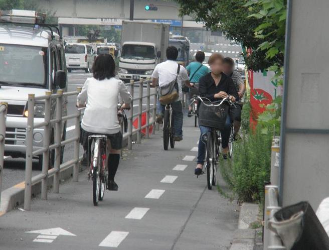 道路構造令自転車道」の欠陥 ...