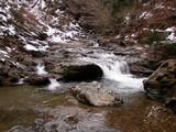 由良川 岩谷出合上流