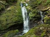 刑部谷第一支流の滝