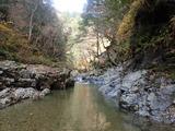 由良川 大谷出合の上流