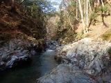 由良川 ホソ谷出合の上流