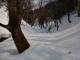 上谷 モンドリ谷の下流