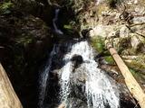スベリ谷左俣(七瀬谷の本流)の滝場