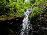 二ボケ出合の滝