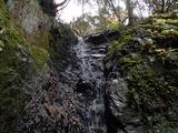 マガリ谷の大滝