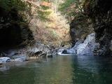 由良川 大谷出合の下流