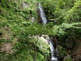 中ノツボ谷 大滝