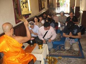 仏教を体験