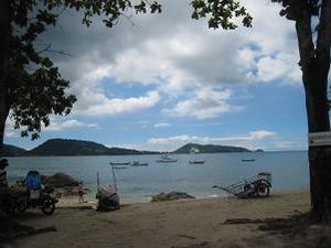 復興した島