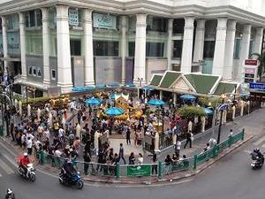 バンコク最大のパワースポット