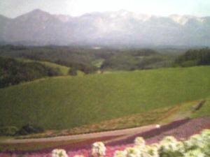 2513大雪山連峰