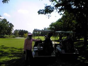 2091「利尻組ゴルフ」